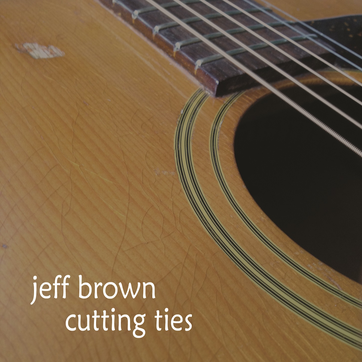 Jeff Brown: Cutting Ties EP